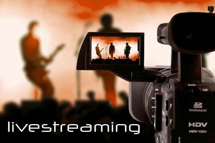 Live streaming curitiba transmisso ao vivo de eventos o que live streaming stopboris Images